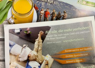 Magazine Ad CBN Wegweiser