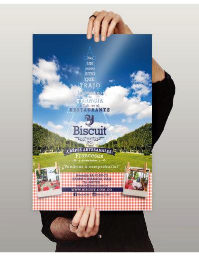 Poster design Ad