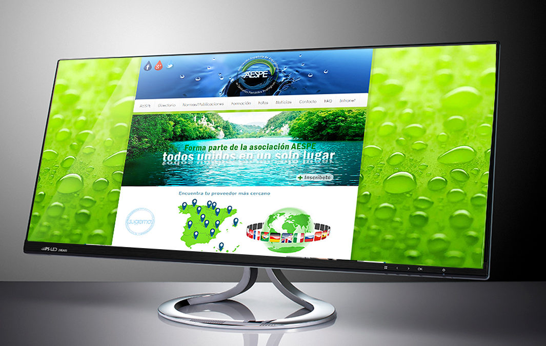 Environmental Web Design