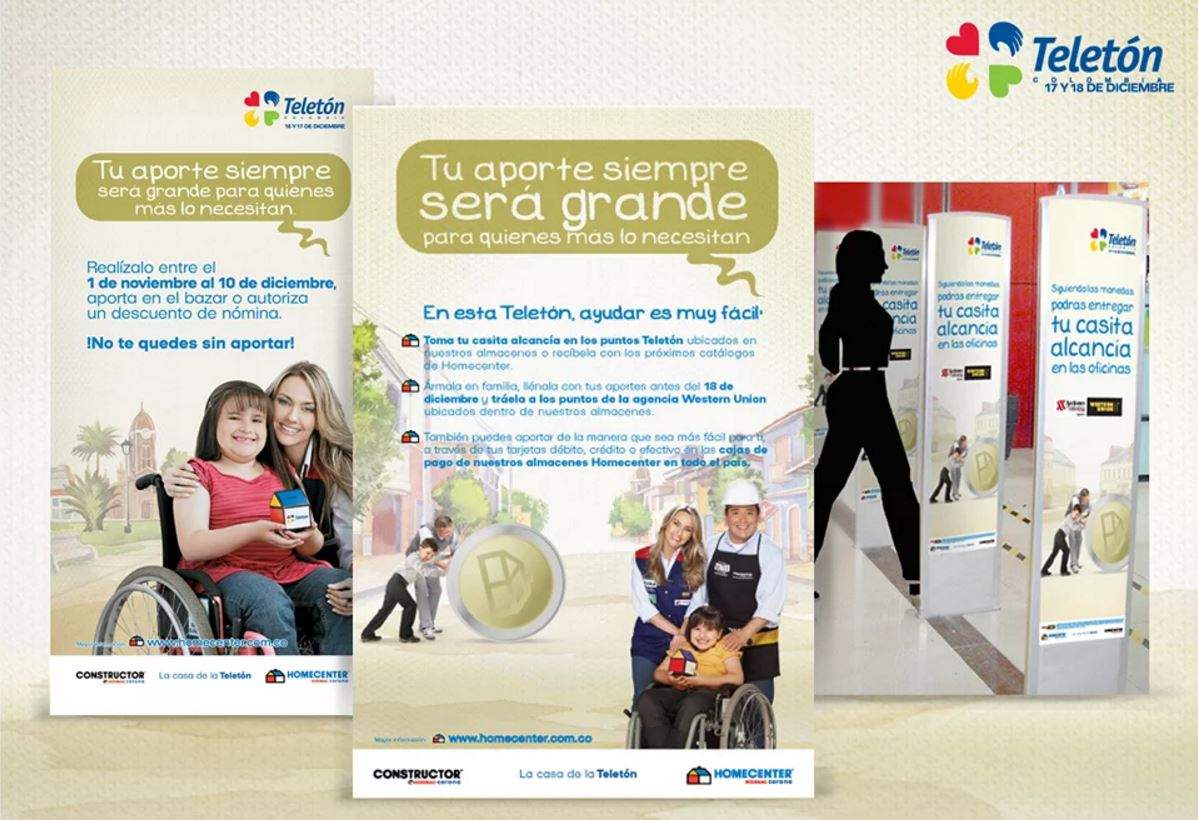 Charities (Teleton) HomeCenter