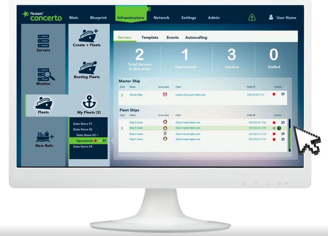 UI design -online application