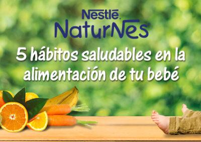 Nestlé Naturnes articles
