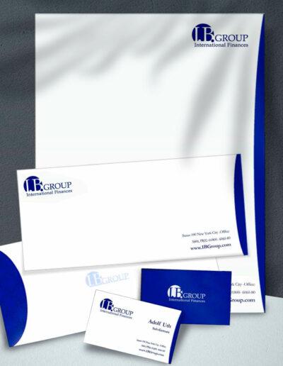Stationary Finances Business
