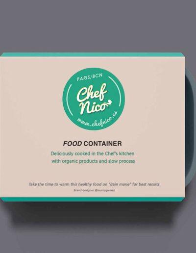 Branding gastronómico | Diseño de imagen culinaria